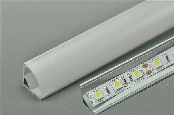 LED硬灯条外壳